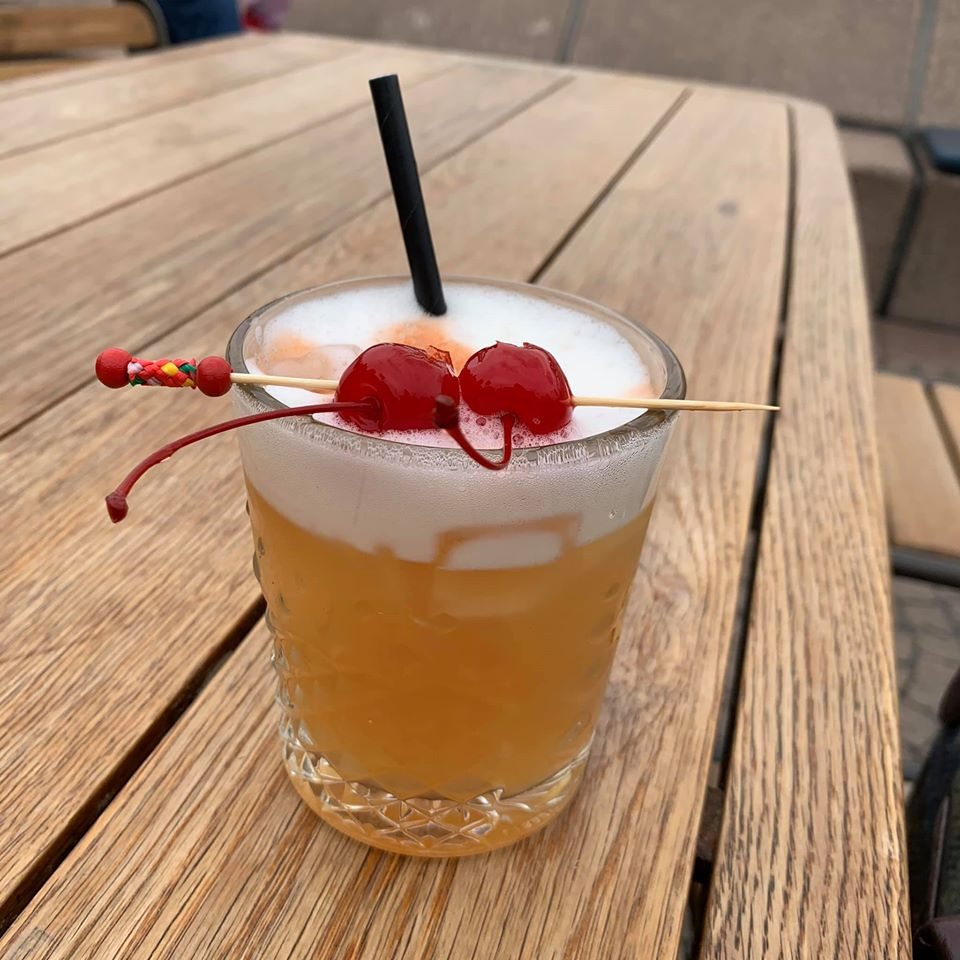 Lyre's Amaretto Sour Recipe