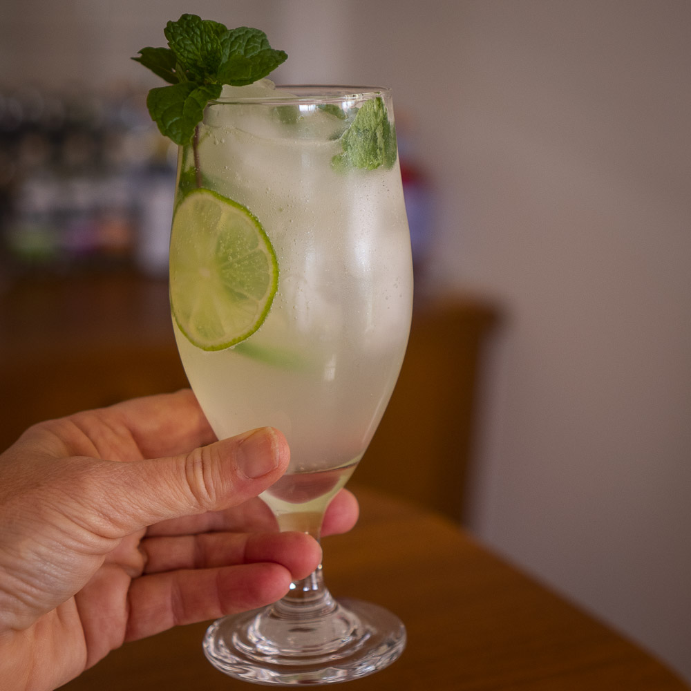 virgin mojito in mocktail recipe book