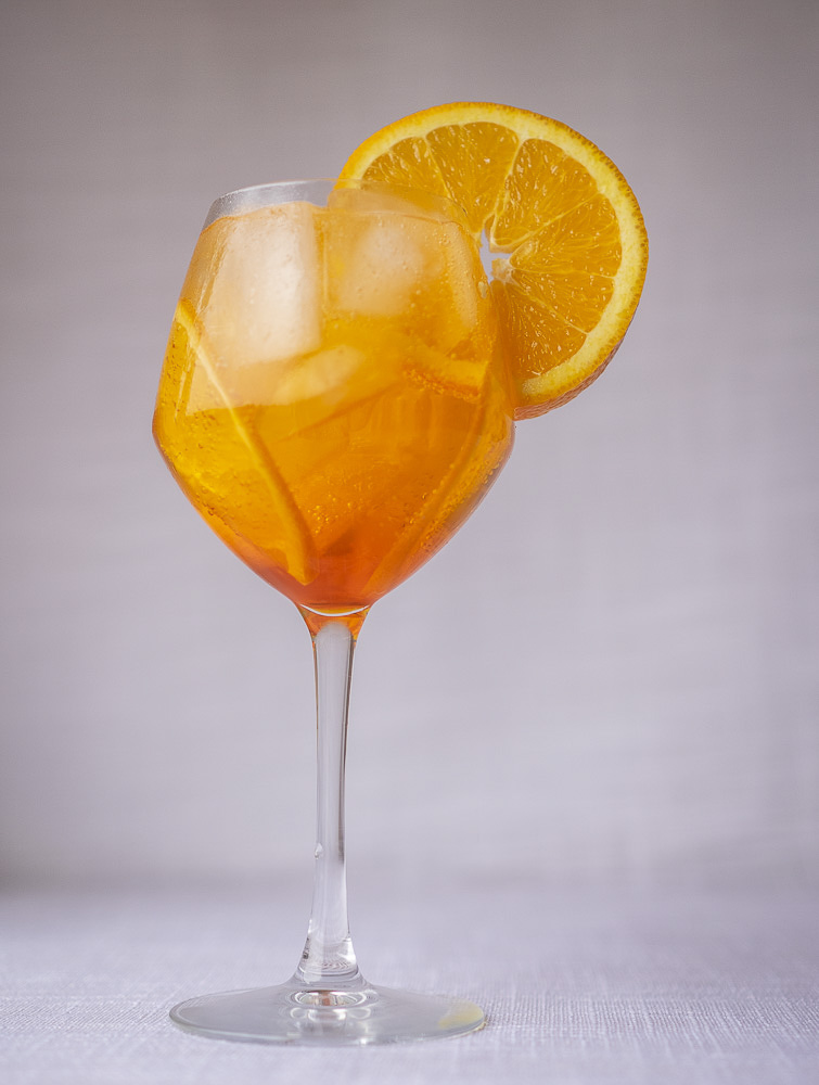 Aperol Spritz mocktail recipes book