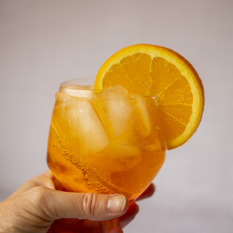 Ersatz Aperol Spritz: The Ideal Drink For Fun In The Sun