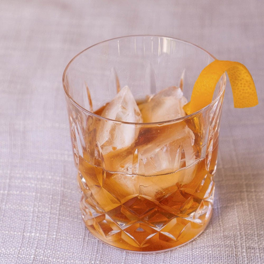 The New Old Fashioned: Recipe + History